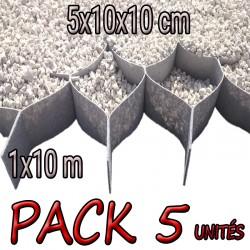 50 m2 - 5x10x10 -...
